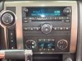 Audio System of 2008 H2 SUV