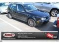Black 2004 Volkswagen Golf GLS 4 Door