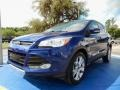 2013 Deep Impact Blue Metallic Ford Escape SEL 1.6L EcoBoost #93482687