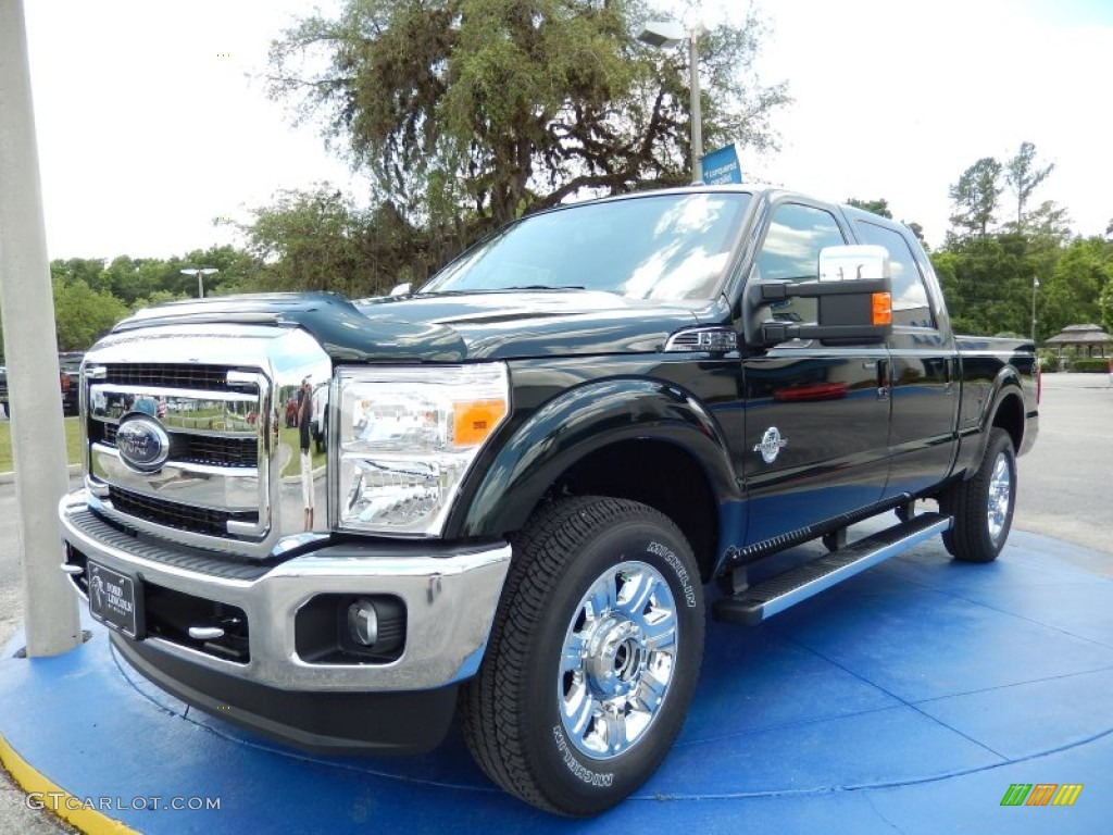 2015 green gem ford f250 super duty lariat crew cab 4x4 93482681 photo 8 car. Black Bedroom Furniture Sets. Home Design Ideas
