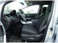 2014 Ford Edge Charcoal Black Interior Front Seat Photo