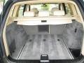 2004 BMW X3 Sand Beige Interior Trunk Photo