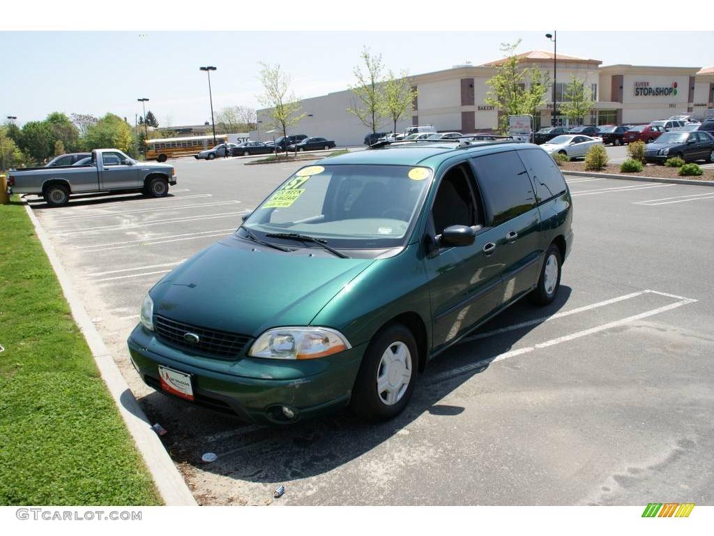 2002 amazon green metallic ford windstar lx 9335415 gtcarlot com car color galleries gtcarlot com