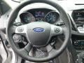 2014 White Platinum Ford Escape Titanium 2.0L EcoBoost 4WD  photo #12