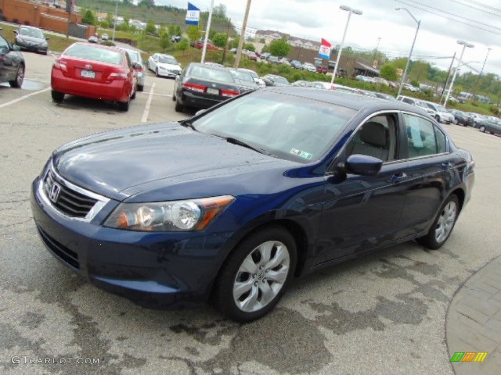 Royal Blue Pearl 2009 Honda Accord Ex L Sedan Exterior Photo 93574938 Gtcarlot Com