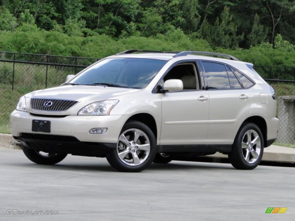 2007 savannah beige metallic lexus rx 350 93565910 photo 2 car color galleries. Black Bedroom Furniture Sets. Home Design Ideas
