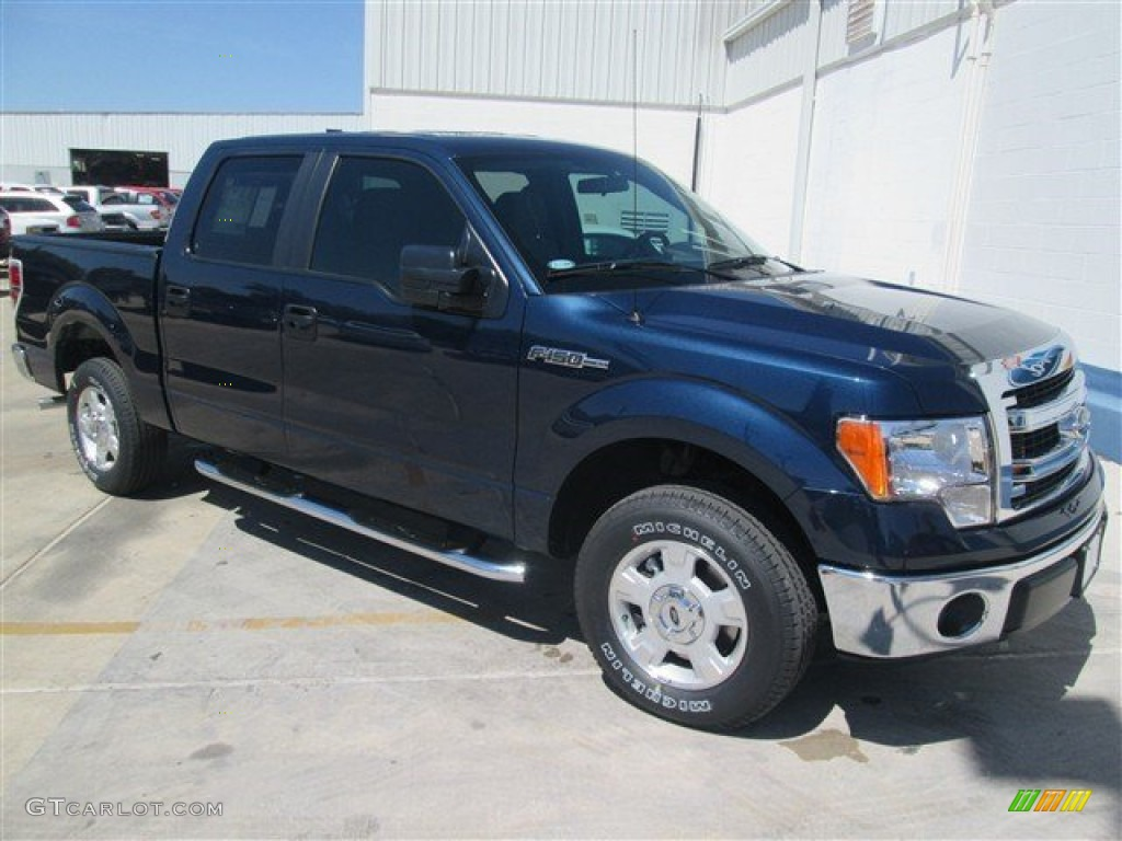 2014 blue jeans ford f150 xlt supercrew 93605205 car color galleries. Black Bedroom Furniture Sets. Home Design Ideas