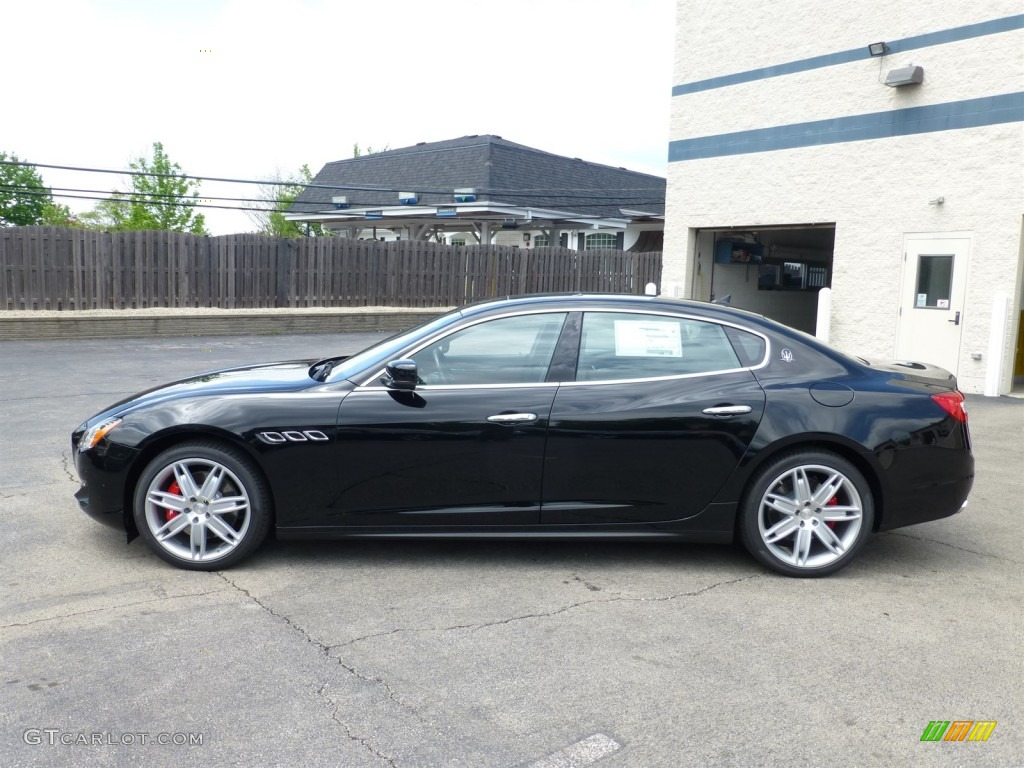 nero black 2014 maserati quattroporte s q4 awd exterior photo 93621389. Black Bedroom Furniture Sets. Home Design Ideas