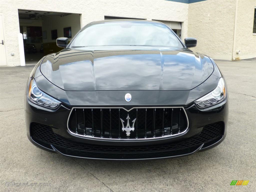 Nero Black 2014 Maserati Ghibli S Q4 Exterior Photo 93622669