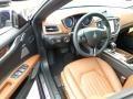 Cuoio 2014 Maserati Ghibli Interiors