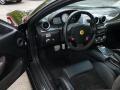2010 Ferrari 599 GTB Fiorano Nero Interior Prime Interior Photo