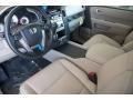 2014 Honda Pilot Gray Interior Prime Interior Photo