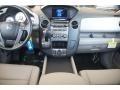 2014 Honda Pilot Gray Interior Dashboard Photo