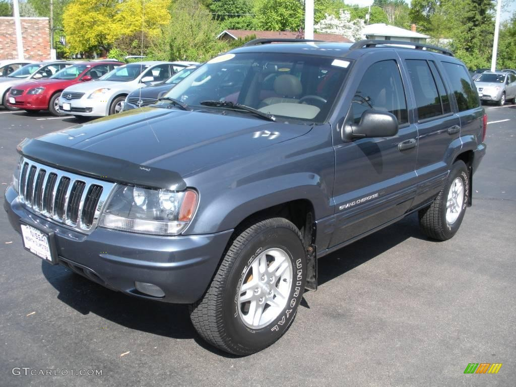 2002 jeep grand cherokee laredo steel blue pearlcoat color taupe. Cars Review. Best American Auto & Cars Review
