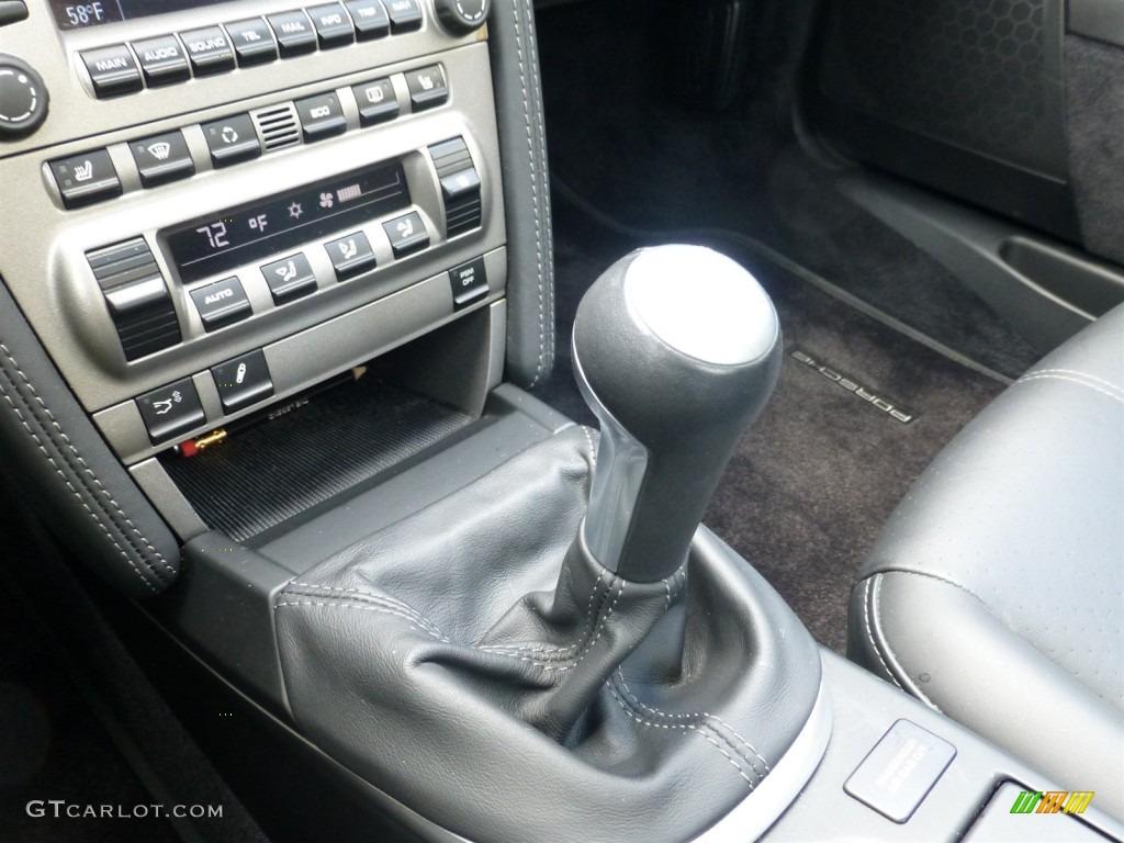 2007 Porsche 911 Targa 4S 6 Speed Manual Transmission Photo #93630435