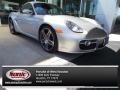 2008 Arctic Silver Metallic Porsche Cayman S #93631926