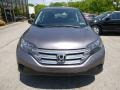 2012 Urban Titanium Metallic Honda CR-V LX 4WD  photo #8
