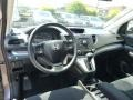 2012 Urban Titanium Metallic Honda CR-V LX 4WD  photo #17