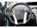 Sea Glass Pearl - Prius Plug-in Hybrid Photo No. 16