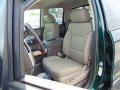 2014 Chevrolet Silverado 1500 Cocoa/Dune Interior Front Seat Photo