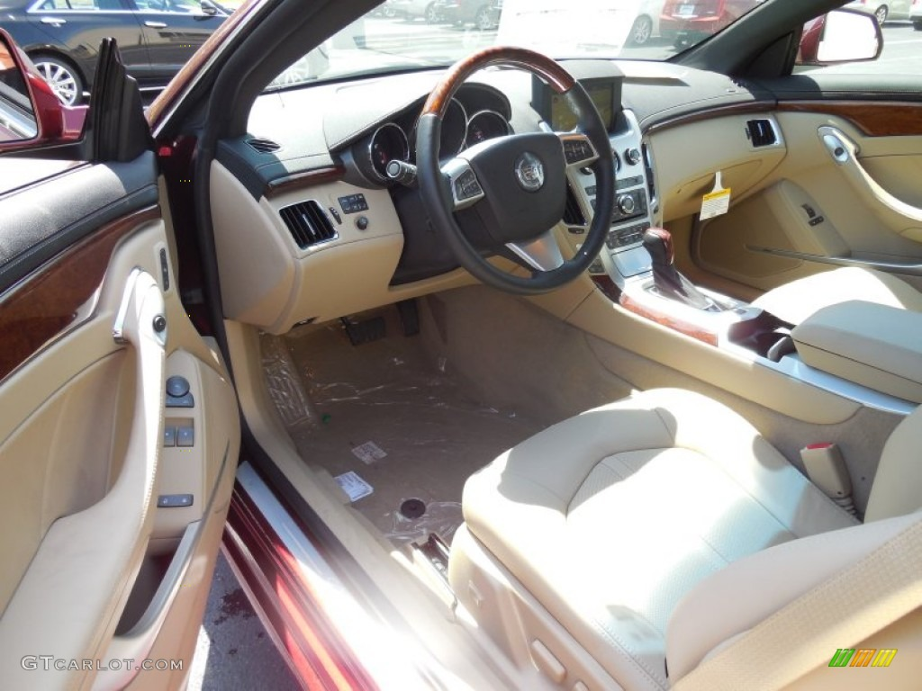 2014 cadillac cts 4 coupe awd interior color photos. Black Bedroom Furniture Sets. Home Design Ideas