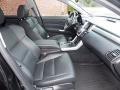 Ebony Front Seat Photo for 2008 Acura RDX #93681485