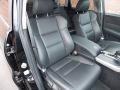 Ebony Front Seat Photo for 2008 Acura RDX #93681512