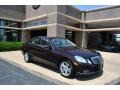 Cuprite Brown 2010 Mercedes-Benz E 350 4Matic Sedan