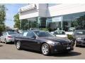 Dark Graphite Metallic II 2013 BMW 5 Series 528i xDrive Sedan