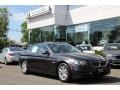 Dark Graphite Metallic 2014 BMW 5 Series 528i xDrive Sedan