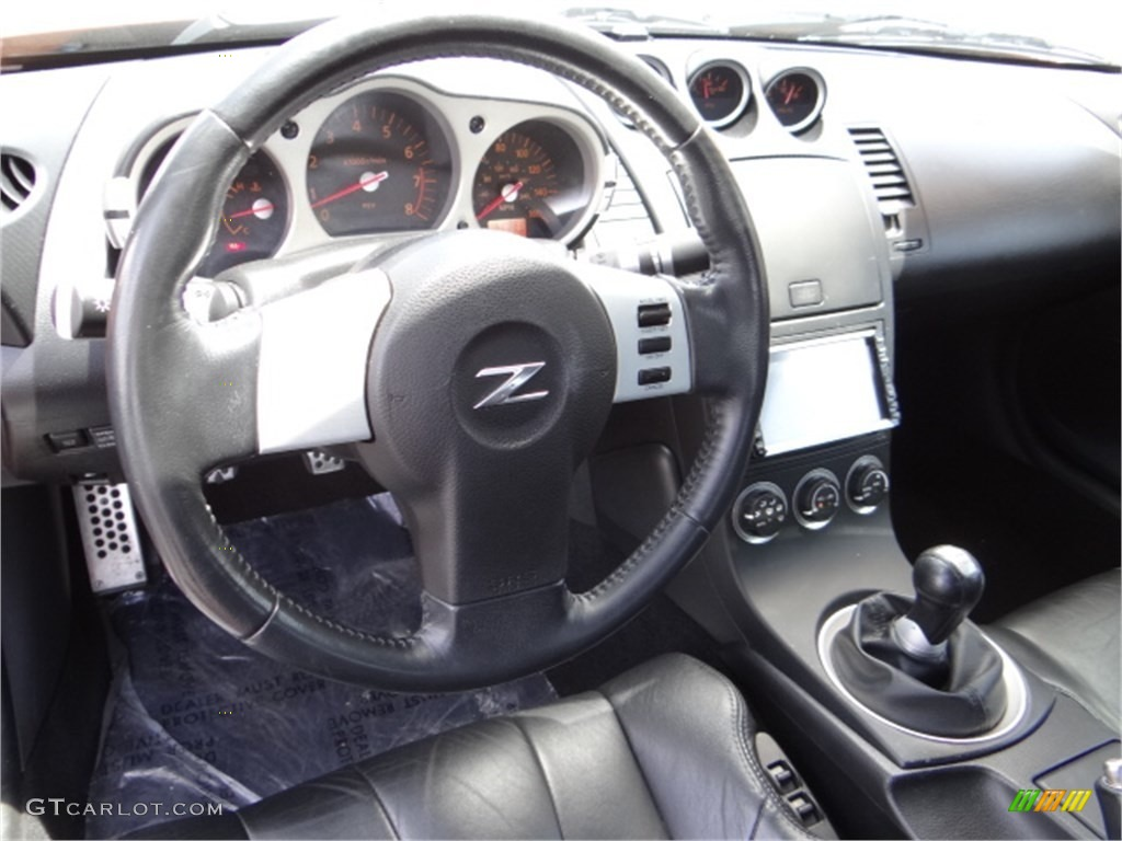 2005 nissan 350z touring roadster dashboard photos. Black Bedroom Furniture Sets. Home Design Ideas