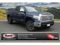 Blue Ribbon Metallic 2014 Toyota Tundra Limited Double Cab 4x4