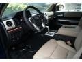 2014 Blue Ribbon Metallic Toyota Tundra Limited Double Cab 4x4  photo #5