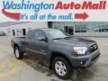 Magnetic Gray Mica 2012 Toyota Tacoma V6 TRD Sport Access Cab 4x4