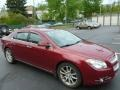 Red Jewel 2009 Chevrolet Malibu LTZ Sedan