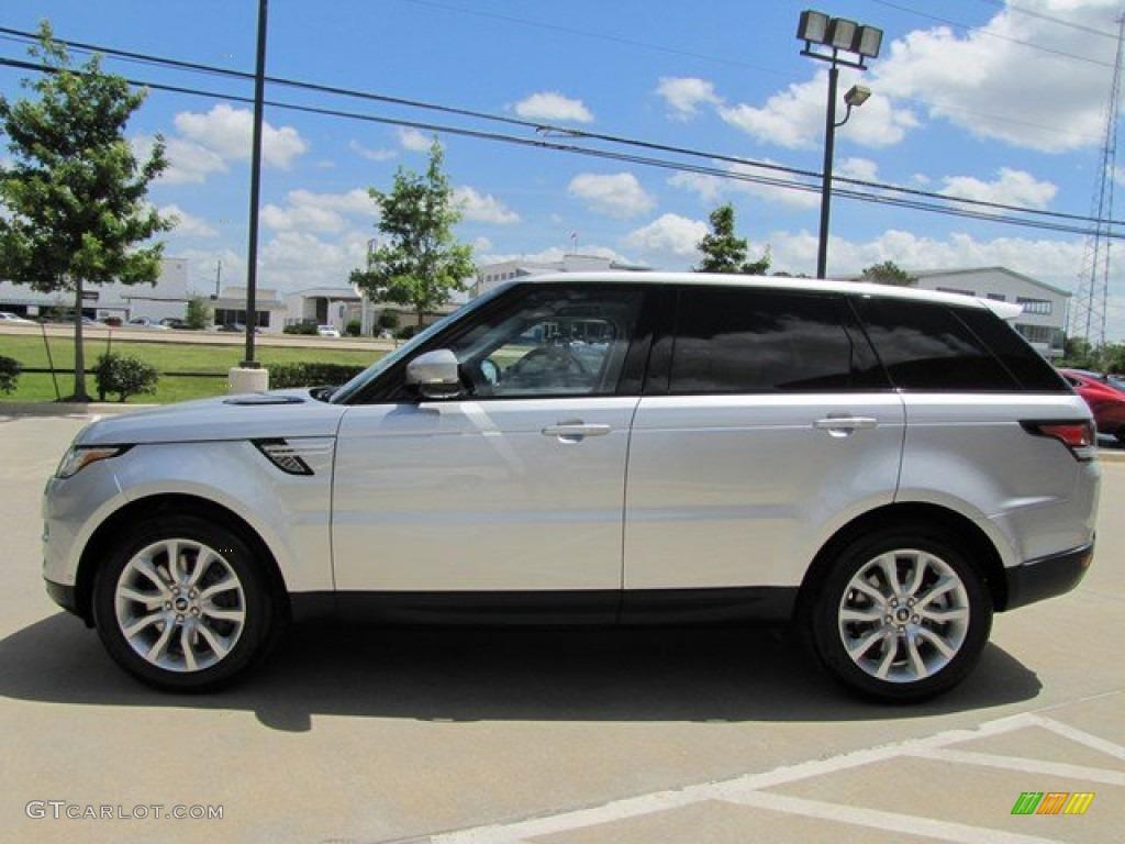 Indus Silver Metallic 2014 Land Rover Range Rover Sport