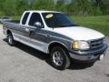 Oxford White 1997 Ford F150 XLT Extended Cab