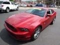 2013 Red Candy Metallic Ford Mustang GT Premium Coupe  photo #4