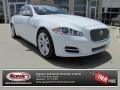 Polaris White 2011 Jaguar XJ XJ