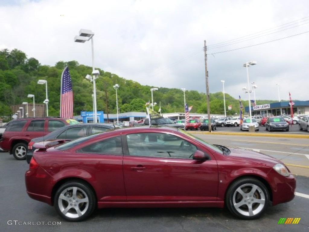 2008 Performance Red Pontiac G5 Gt 93752390 Gtcarlot Com Car Color Galleries