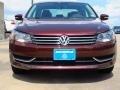 2014 Opera Red Metallic Volkswagen Passat 1.8T S  photo #2