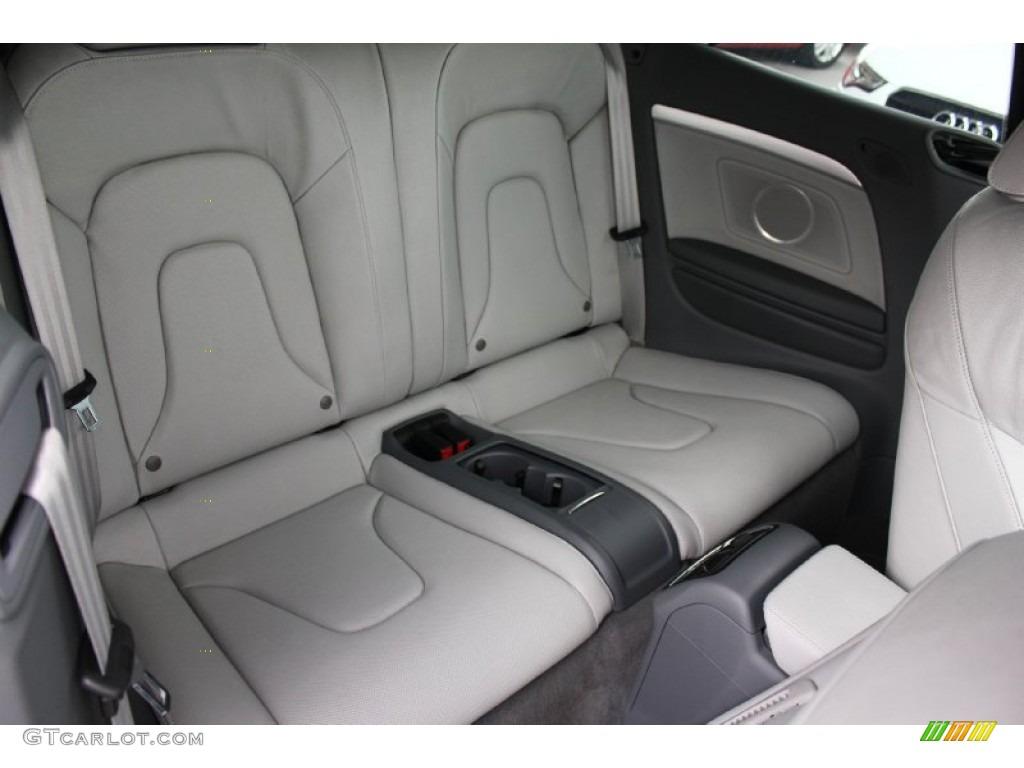 2013 Audi A5 2 0t Quattro Cabriolet Interior Color Photos