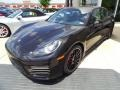 Front 3/4 View of 2014 Panamera GTS