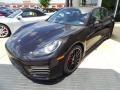 Basalt Black Metallic 2014 Porsche Panamera Gallery