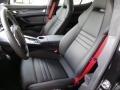 Front Seat of 2014 Panamera GTS