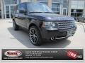 Santorini Black Pearl 2010 Land Rover Range Rover Supercharged
