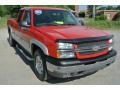 Victory Red 2004 Chevrolet Silverado 1500 Gallery