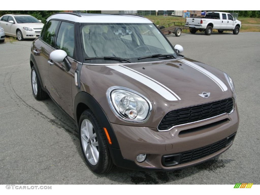 2012 light coffee mini cooper s countryman 93793302 car color galleries. Black Bedroom Furniture Sets. Home Design Ideas