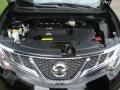 2011 Super Black Nissan Murano LE AWD  photo #26