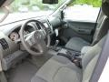 2014 Nissan Xterra PRO-4X Gray/Steel Cloth Interior Interior Photo